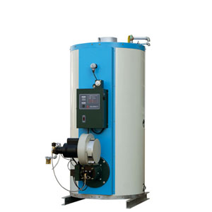 Down Burn Type Hot water Boiler - Diesel
