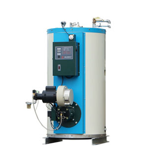 Down Burn Type Hot Water Boiler