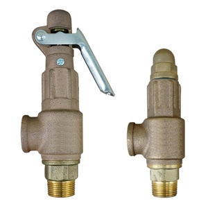 Copper Safety Valve