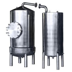 Cooling Tank and Distillation Tank