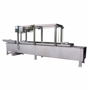 Deep Fryer with Conveyor