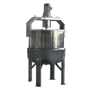 Fixed Double Jacketed Boiler