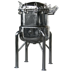 Fixed Double Jacketed Pressure Cooker